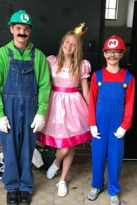 Gamers Costumes